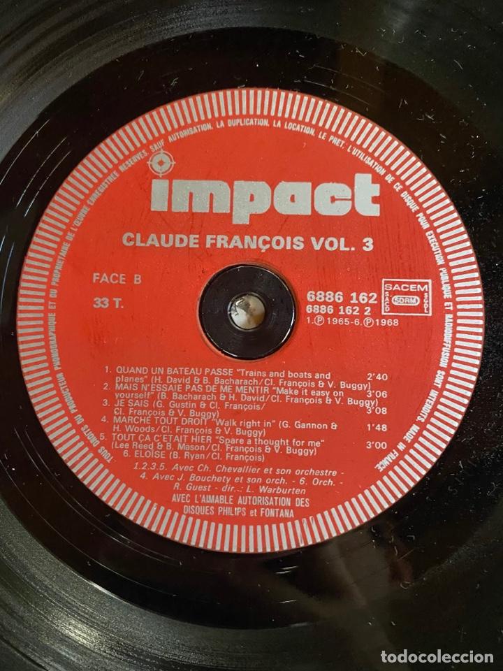 Discos de vinilo: Coffret 4 Disques Claude François- 6995 151 - Foto 5 - 262768650