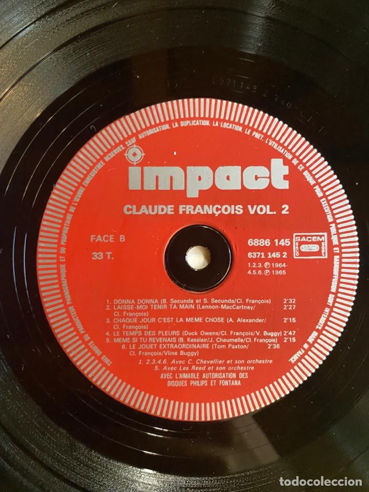 Discos de vinilo: Coffret 4 Disques Claude François- 6995 151 - Foto 12 - 262768650