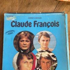 Discos de vinilo: COFFRET 4 DISQUES CLAUDE FRANÇOIS- 6995 151. Lote 262768650