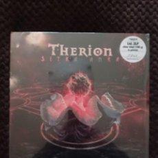Discos de vinilo: THERION - SITRA AHRA LP. Lote 262782025