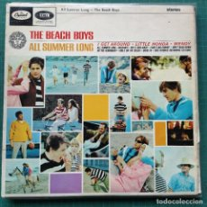 Discos de vinilo: THE BEACH BOYS - ALL SUMMER LONG (LP, ALBUM) (1965/UK). Lote 262787510