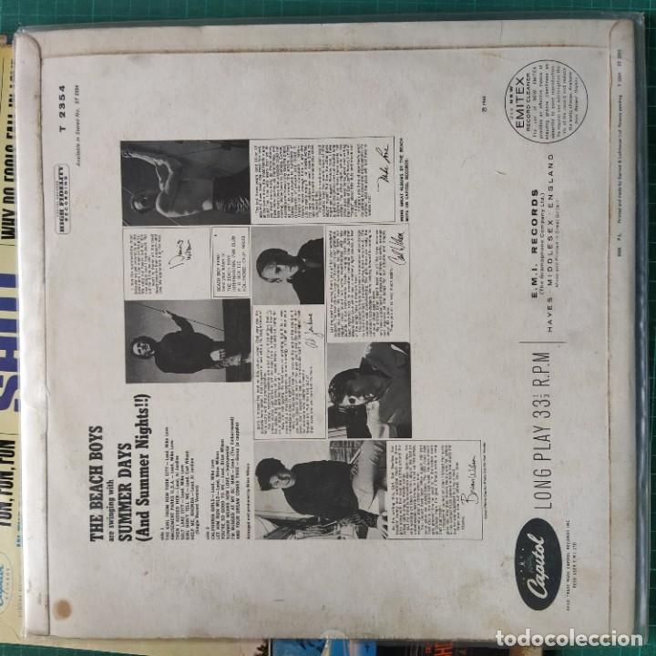 Discos de vinilo: The Beach Boys - Summer Days (And Summer Nights!!) (LP, Album, Mono) (1966/UK) - Foto 2 - 262787655