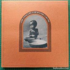 Discos de vinilo: THE CONCERT FOR BANGLA DESH (APPLE RECORDS STCX 3385) 3 × VINYL (1972/EDICIÓN INGLESA). Lote 262791975