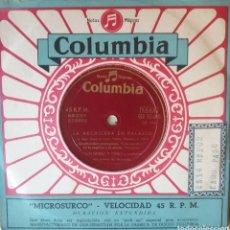 Discos de vinilo: CELIA GAMEZ. EP. SELLO COLUMBIA . EDITADO EN ESPAÑA.. Lote 262798390
