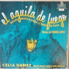 Discos de vinilo: CELIA GAMEZ. EP. SELLO MONTILLA. EDITADO EN U.S.A. Lote 262799165