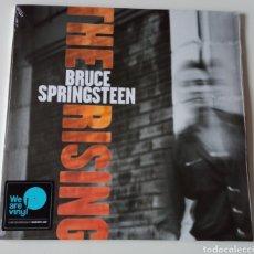 Discos de vinilo: BRUCE SPRINGSTEEN & E STREET BANDA THE RISING LP VINILO. Lote 262804915