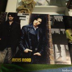 Discos de vinilo: TEXAS LP RICKS ROAD ESPAÑA 1993. Lote 262808485