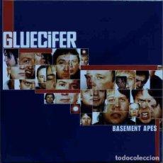 Disques de vinyle: GLUECIFER BASEMENT APES (LP) . VINILO REEDICIÓN PUNK ROCK AND ROLL HIGH ENERGY. Lote 262809185