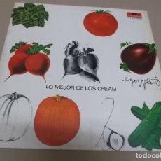 Discos de vinilo: CREAM (LP) LO MEJOR AÑO 1969. Lote 262815120