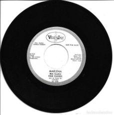 Discos de vinilo: FOUR SEASONS - CANDY GIRL + MARLENA SINGLE PROMO USA 1963 SIN PORTADA. Lote 262819860