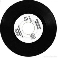 Discos de vinilo: J Y ZONA INDUSTRIAL - DEMASIADO SINGLE 1993 SIN PORTADA SPAIN PROMO. Lote 262822590