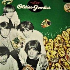Discos de vinilo: THE ROLLING STONES –OLDIES BUT GOODIES / ESPECIALMENTE DISEÑADA PARA JAPÓN (ONLY JAPAN). Lote 262826550