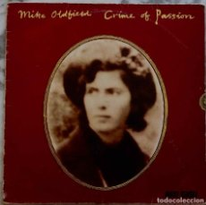 Discos de vinilo: MIKE OLDFIELD. CRIME OF PASSION. MAXI SINGLE ESPAÑA 2 TEMAS. Lote 262831765