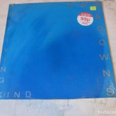 Discos de vinilo: UPS & DOWNS - THE LIVING KIND - WHAT GOES ON 1986. Lote 262834960