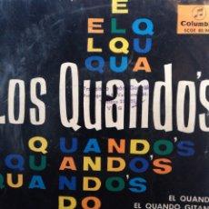 Discos de vinilo: LOS QUANDO'S.** EL QUANDO * EL QUANDO GITANO * TODOS AL QUANDO.....**. Lote 262846150