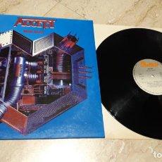Discos de vinilo: ACCEPT – METAL HEART-LP-ORIGINAL-SPAIN-1985- PORTRAIT – PRT 26358, EPIC – PRT 26358. Lote 262870245