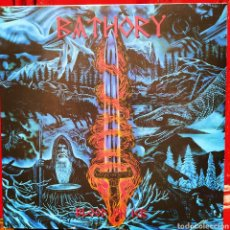 Discos de vinilo: BATHORY ‎– BLOOD ON ICE. DOBLE LP VINILO PRECINTADO.. Lote 262880300