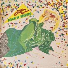Discos de vinilo: THE CHAPLIN BAND DANCING ON TOWNSQUARE. Lote 262884560