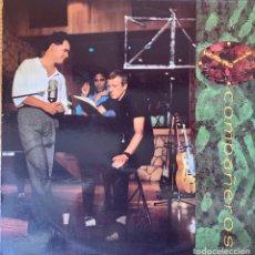 Discos de vinilo: WORKING WEEK COMPAÑEROS. Lote 262885835