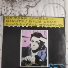 Discos de vinilo: VINILO MAXISINGLE - 12 - PAUL MCCARTNEY - NO MORE LONELY NIGHTS. Lote 262886140