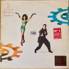 Discos de vinilo: C+C MUSIC FACTORY. Lote 262892320