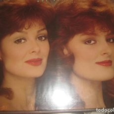 Discos de vinilo: THE JUDDS WHY NOT ME ( 1984 RCA ) OG ALEMANIA COUNTRY WYNONNA NAOMI. Lote 262909865