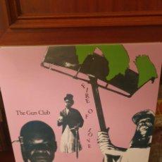 Discos de vinilo: GUN CLUB / FIRE OF LOVE / NOT ON LABEL. Lote 262910295