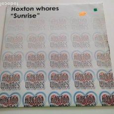 """Discos de vinilo: HOXTON WHORES - SUNRISE (12""""). Lote 262913110"""