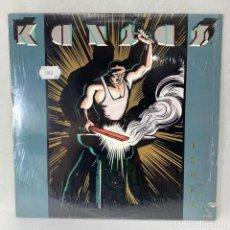 Discos de vinilo: LP - VINILO KANSAS - POWER + ENCARTE - USA - AÑO 1986. Lote 262914870