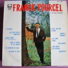 Disques de vinyle: LP - FRANCK POURCEL - AMOR, BAILE Y VIOLINES Nº 5 (SPAIN, LA VOZ DE SU AMO 1966). Lote 262915975