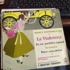 Discos de vinilo: LA VIOLETERA. Lote 262916285