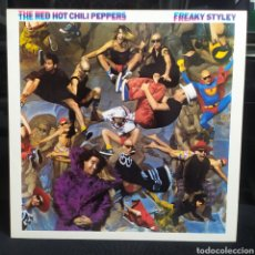 Discos de vinilo: RED HOT CHILI PEPPERS - FREAKY STYLEY HOLANDA 1985. Lote 262918345