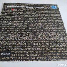 """Discos de vinilo: KINGS OF TOMORROW - DREAMS / THROUGH (12""""). Lote 262918390"""