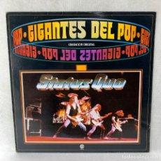 Discos de vinilo: LP - VINILO STATUS QUO - GIGANTES DEL POP VOL.27 - ESPAÑA - AÑO 1988. Lote 262919085