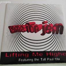 "Discos de vinilo: GEMS FOR JEM - LIFTING ME HIGHER (12""). Lote 262920580"
