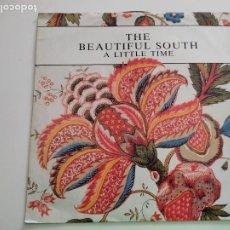 "Discos de vinilo: THE BEAUTIFUL SOUTH - A LITTLE TIME (12"", SINGLE). Lote 262923075"