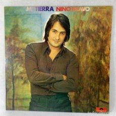 Discos de vinilo: LP - VINILO NINO BRAVO - MI TIERRA - ESPAÑA - AÑO 1973. Lote 262924060