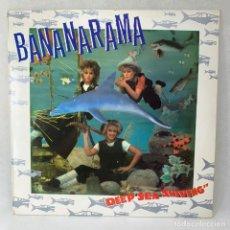 Discos de vinilo: LP - VINILO BANANARAMA - DEEP SEA SKIVING - ESPAÑA - AÑO 1989. Lote 262925360