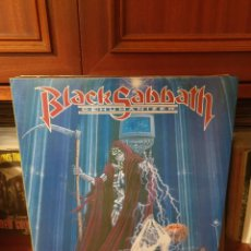 Discos de vinil: BLACK SABBATH / DEHUMANIZER / NOT ON LABEL. Lote 262925450