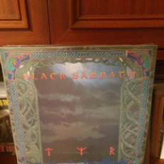 Discos de vinil: BLACK SABBATH / TYR / NOT ON LABEL. Lote 262925485