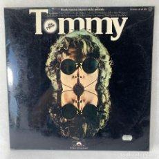 Discos de vinilo: LP - VINILO TOMMY - THE MOVIE (ORIGINAL SOUNDTRACK RECORDING) - DOBLE PORTADA - DOBLE LP - 1975. Lote 262926675