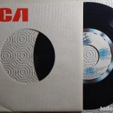 "Discos de vinilo: 7"" STEVIE WONDER - OVERJOYED ( MUY FELIZ ) RCA - SPAIN PRESS - PROMO (EX-/EX-). Lote 262927215"