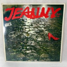 Discos de vinilo: MAXI SINGLE FALCO - JEANNY PART 1 - ALEMANIA - AÑO 1985. Lote 262928330