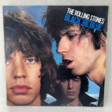 Discos de vinilo: LP - VINILO THE ROLLING STONES - BLACK AND BLUE - ESPAÑA - AÑO 1976. Lote 262929500