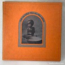 Discos de vinilo: LP - VINILO THE CONCERT FOR BANGLA DESH - TRIPLE LP - APPLE STCX 3385 - ESPAÑA - AÑO 1971. Lote 262930950
