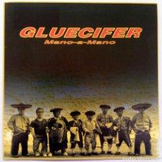 Discos de vinilo: GLUECIFER -MANO-A-MANO -REMEDY. Lote 262930955