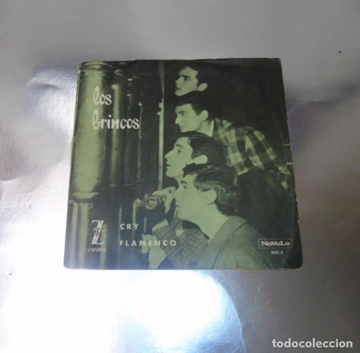 Discos de vinilo: LOS BRINCOS --- FLAMENCO & CRY VINILO MINT ( M ) FUNDA VG+ - Foto 2 - 262934475