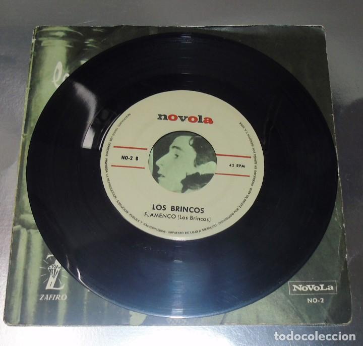 Discos de vinilo: LOS BRINCOS --- FLAMENCO & CRY VINILO MINT ( M ) FUNDA VG+ - Foto 3 - 262934475