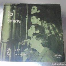 Discos de vinilo: LOS BRINCOS --- FLAMENCO & CRY VINILO MINT ( M ) FUNDA VG+. Lote 262934475