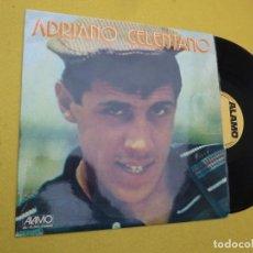 Discos de vinilo: LP ADRIANO CELENTANO - CON NOSTALGIA -SPAIN PRESS - ALAMO - AL -15.014 (EX/VG) 3. Lote 262937010